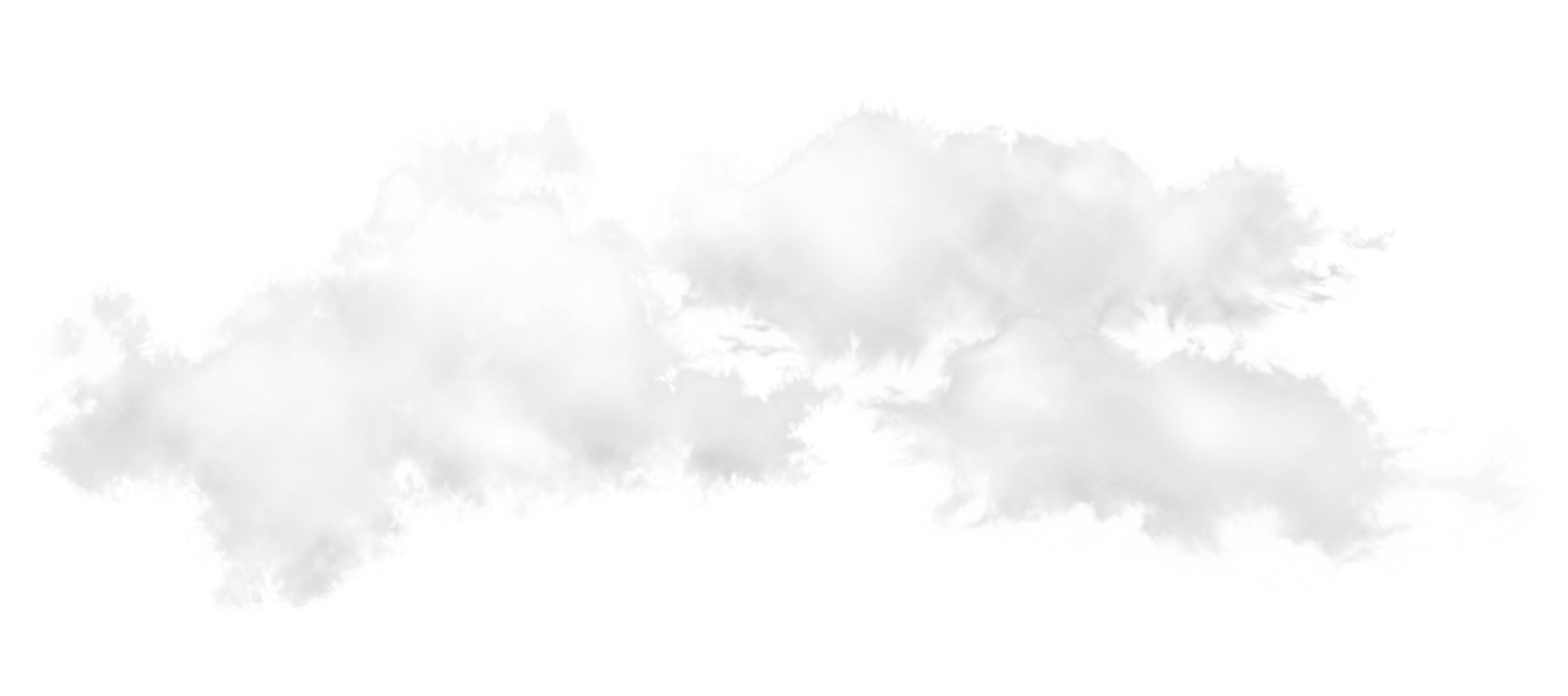collection of white. Smoke puff png