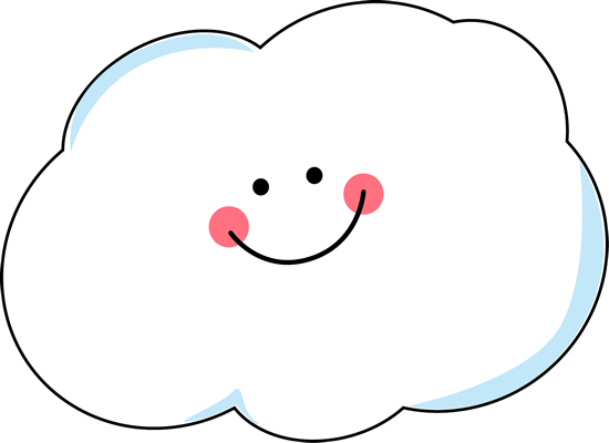 Clouds clipart cute. Free cloud cliparts download