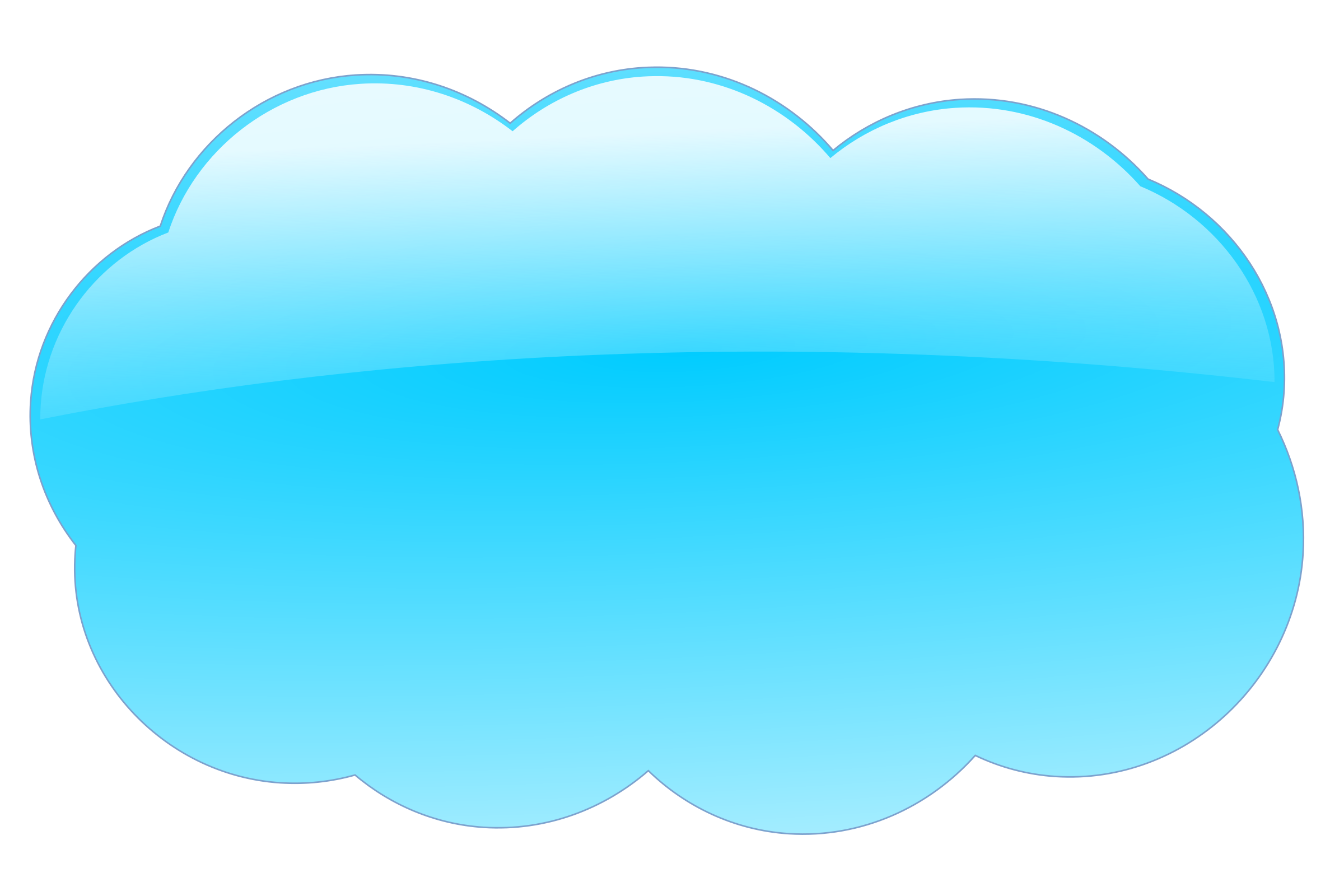 collection of blue. Clouds clipart clip art