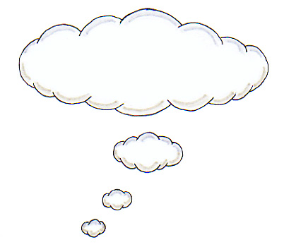 Free dreaming cliparts download. Dream clipart clouds