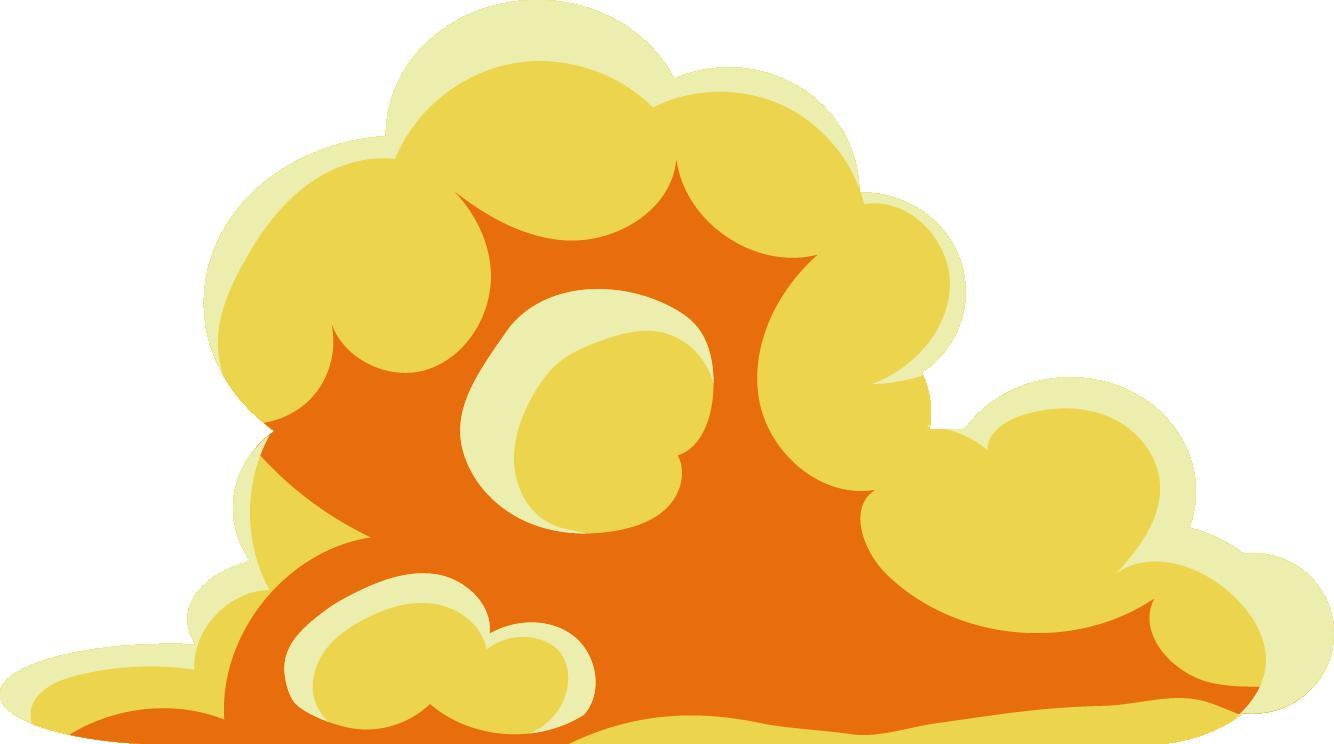 Clip art cool cartoon. Clouds clipart explosion