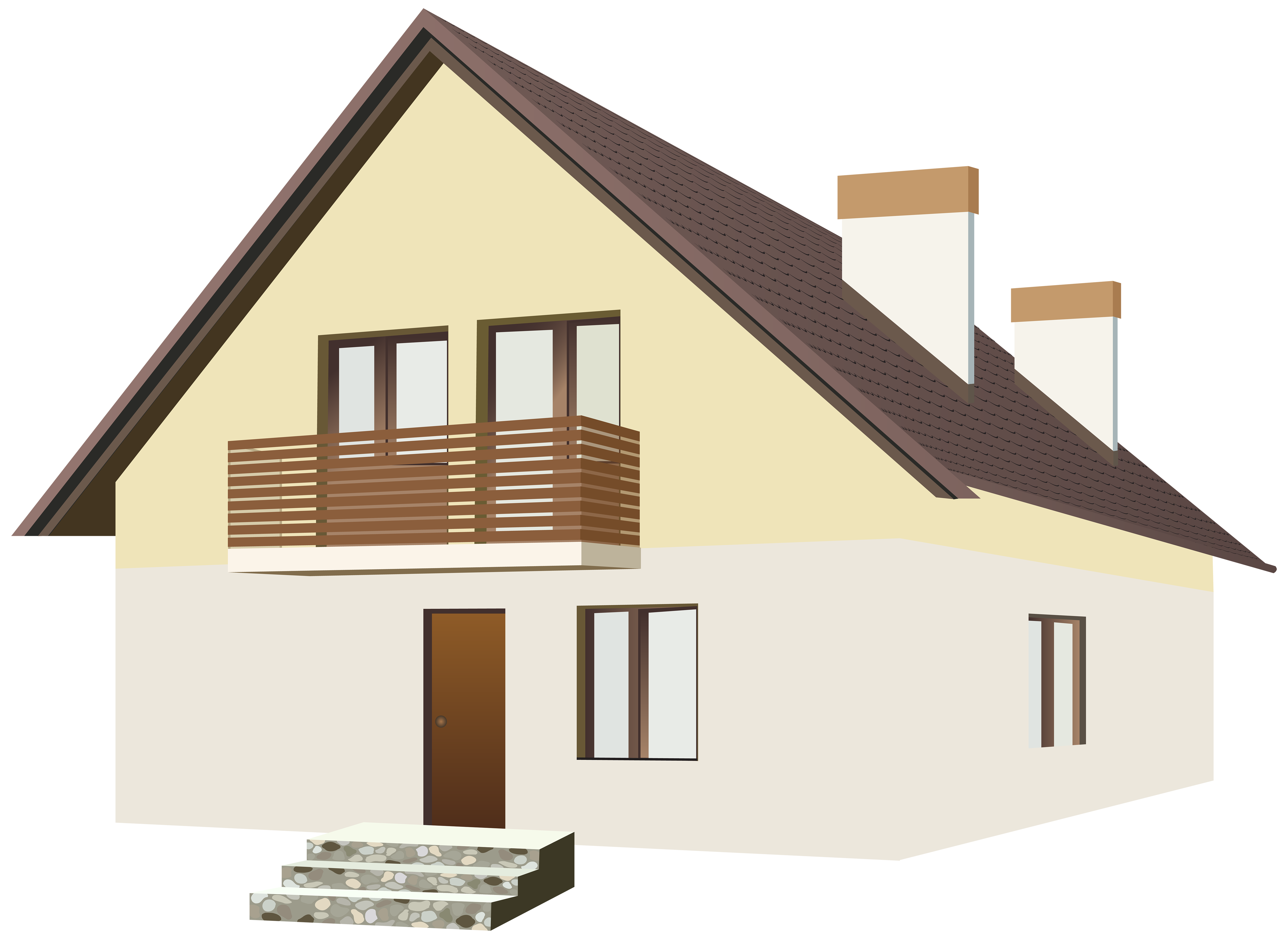 House png clip art. Cottage clipart new home
