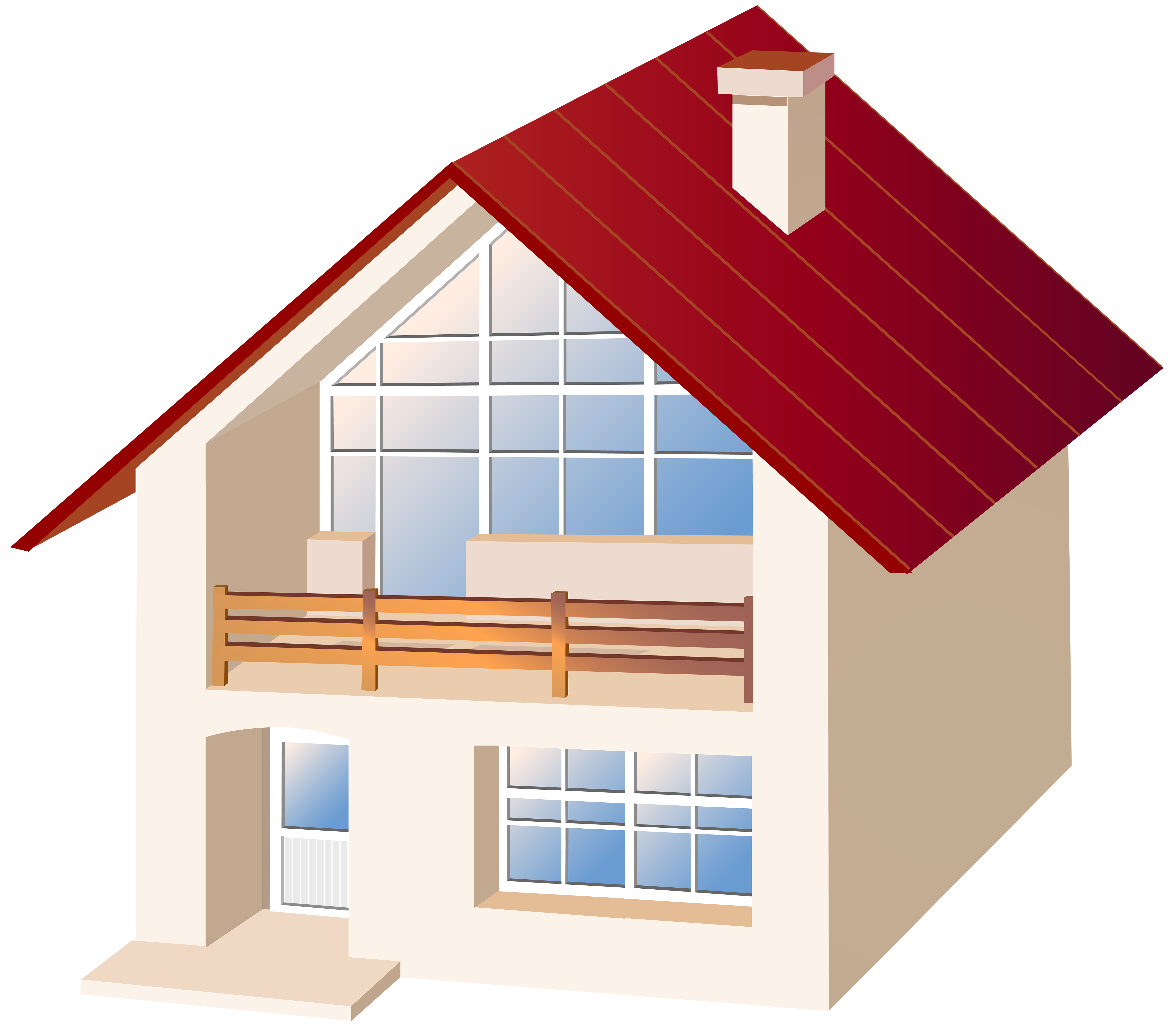 Clipart home property. House png clip art