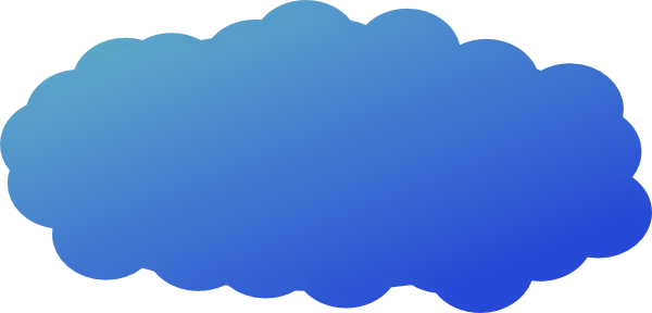 clouds clipart logo