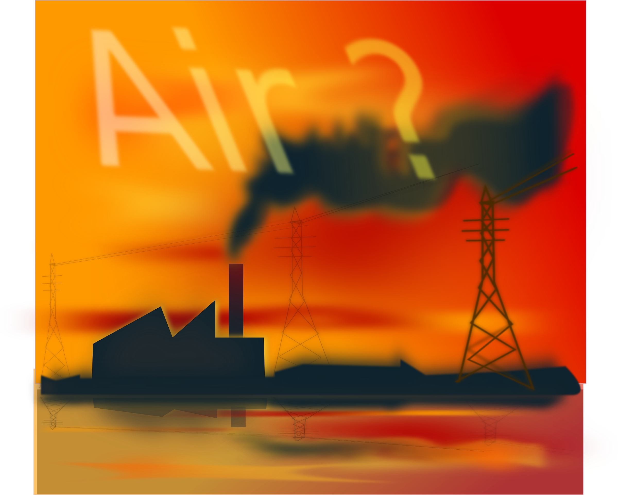 sunset clipart animation