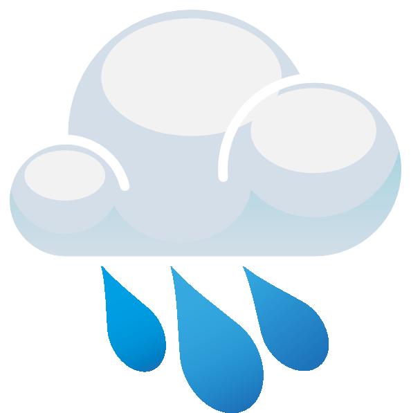 Raindrop water splash