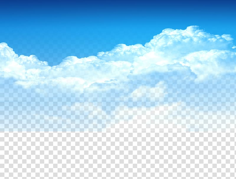 Clipart clouds sky. Free download cloud blue
