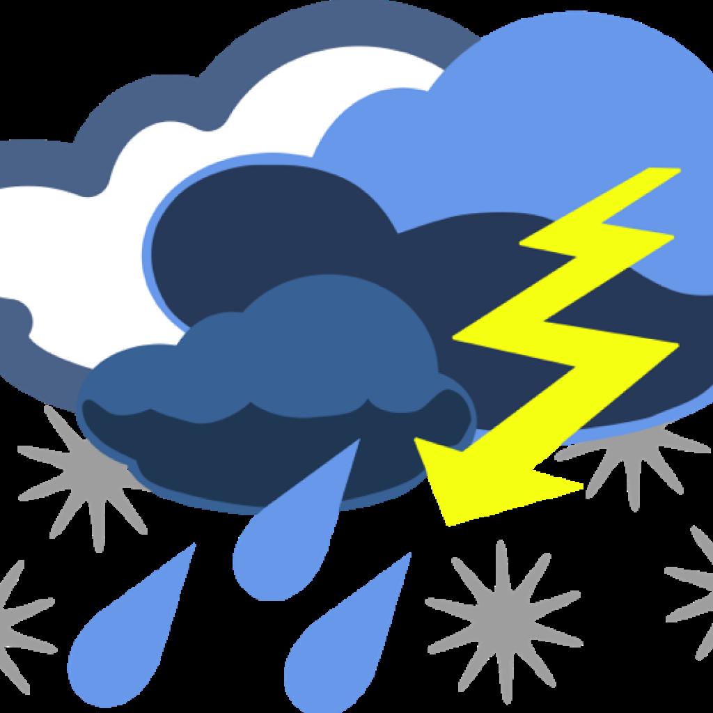 Storm clip art vector. Windy clipart april