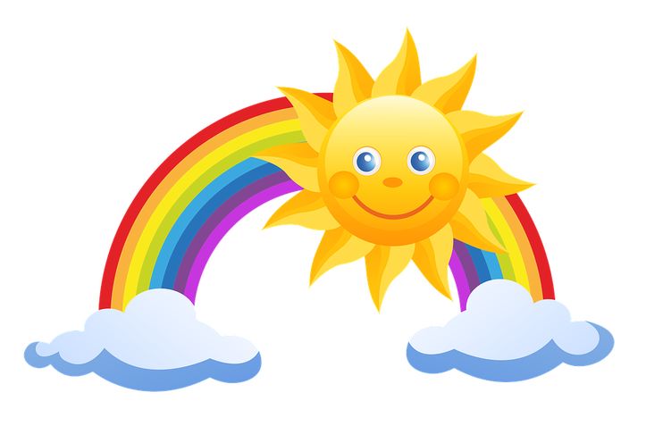 A sunshine cloud or. Infant clipart lot baby