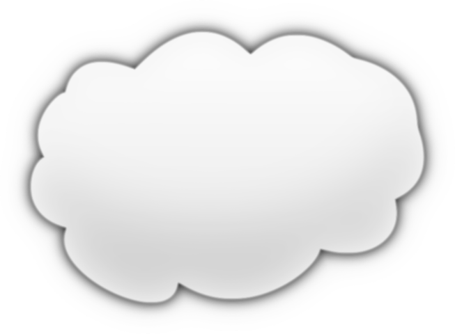 Free cartoon psd files. Cloud clipart text