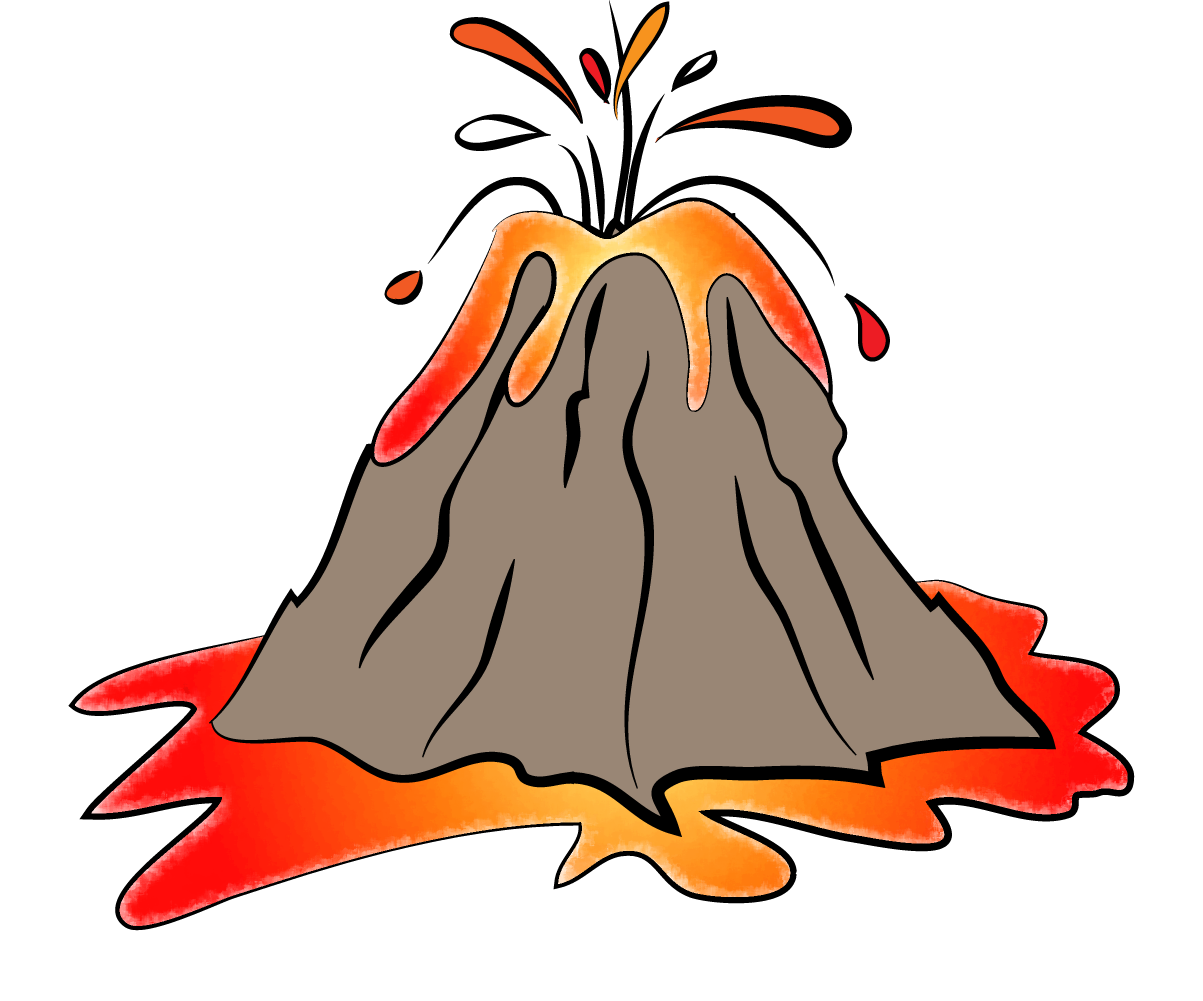 Png transparent images all. Clipart mountain volcano