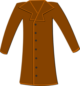 Clip art at clker. Clipart coat