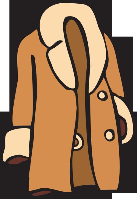 Coat clipart. Free