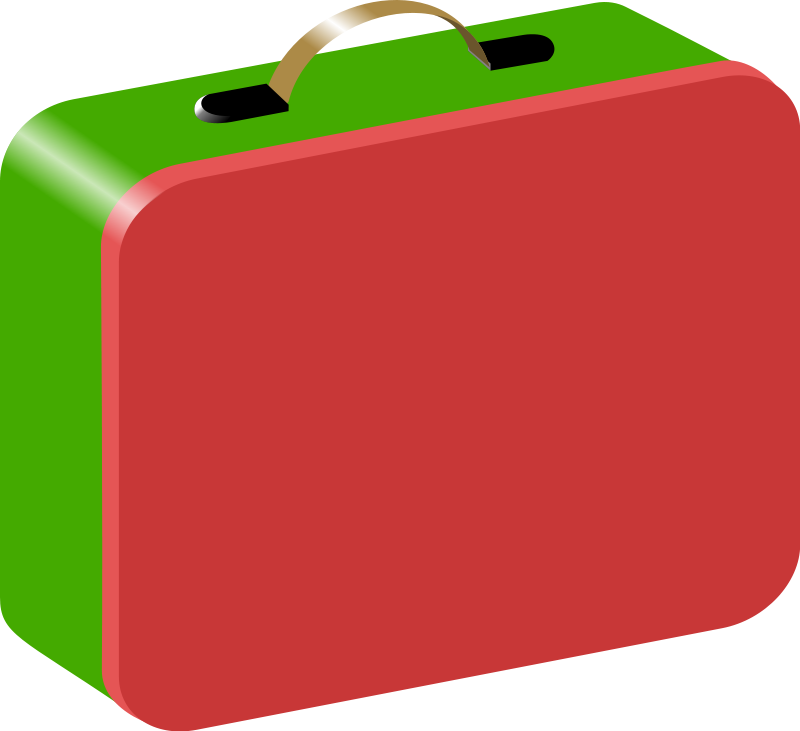 Box png transparent images. Lunchbox clipart lunch item