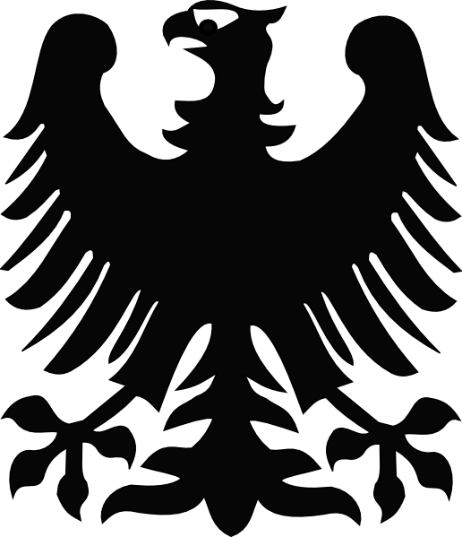 Free clipart eagle. Black clip art at