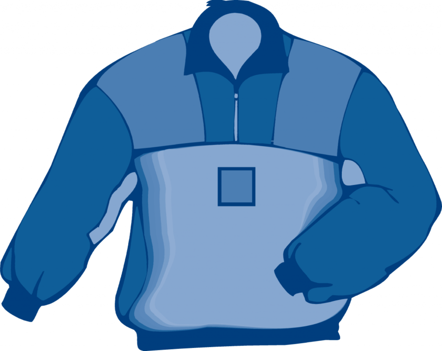 Cartoon clothing product transparent. Coat clipart blue coat
