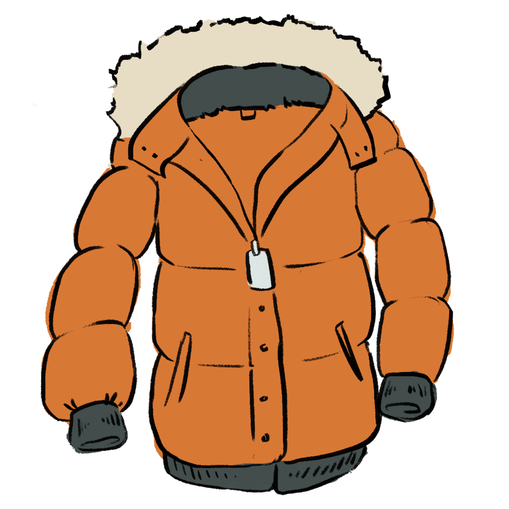 Clipart Winter Jacket Clipart Winter Jacket Transparent Free For Download On Webstockreview 2021