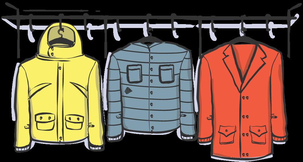 Best for pro user. Jacket clipart coat drive