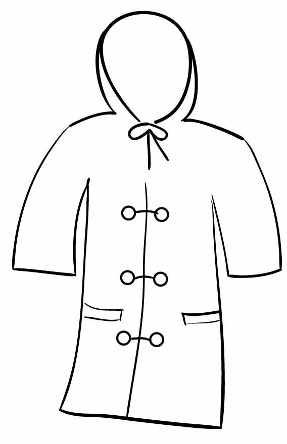 It's just a picture of Printable Jacket for cartoon