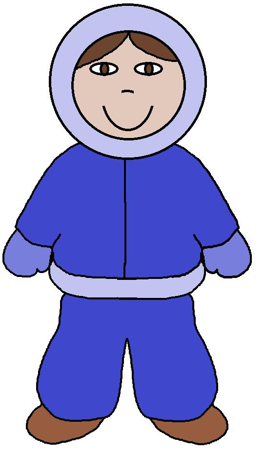 Igloo clipart man.  collection of eskimo