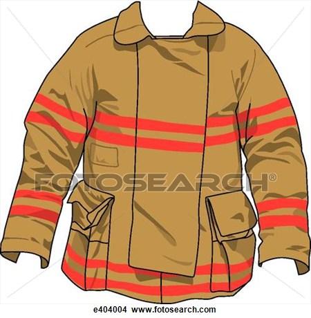 Fireman clipartimage com . Firefighter clipart coat