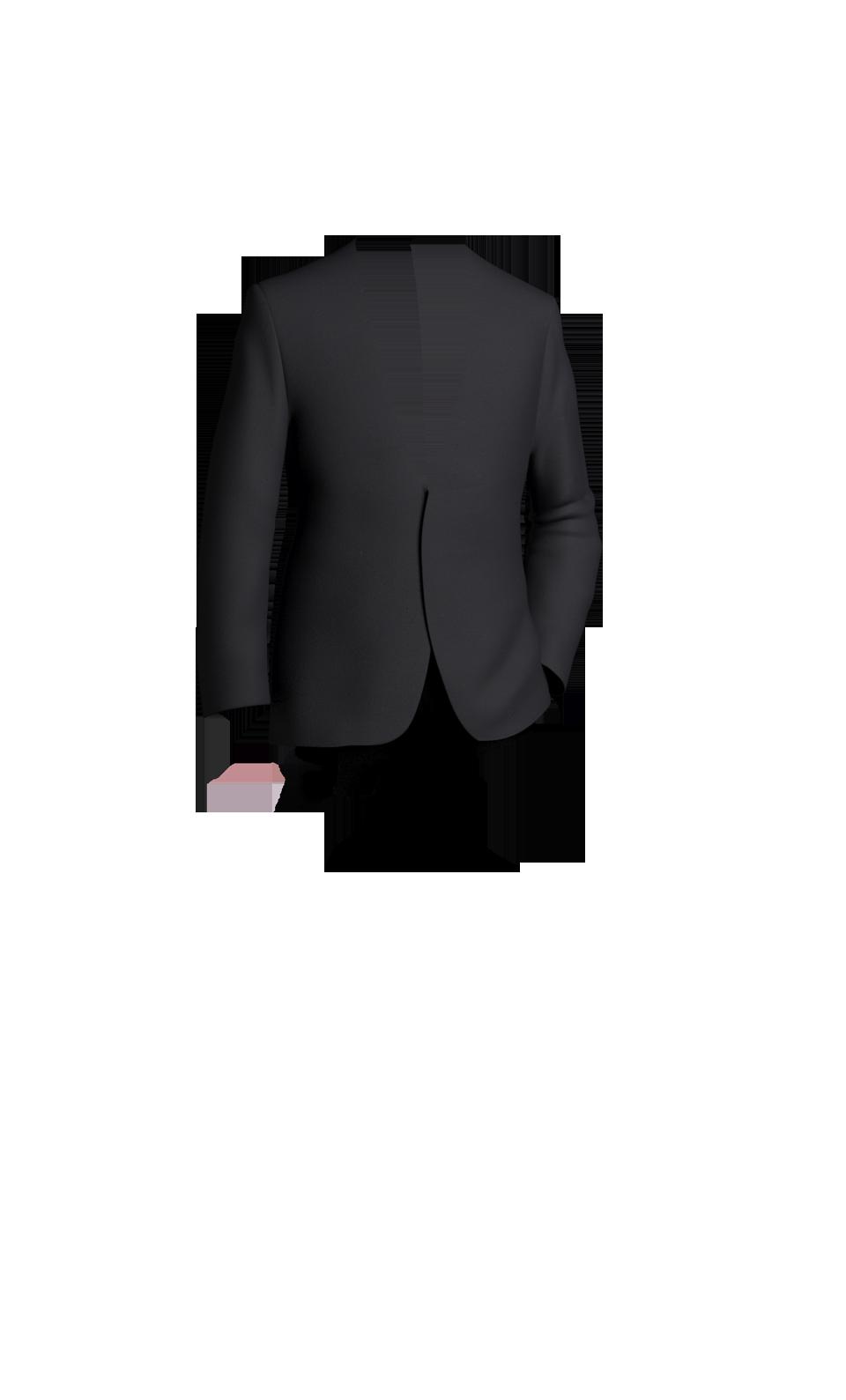 Design your own tuxedo. Suit clipart black blazer