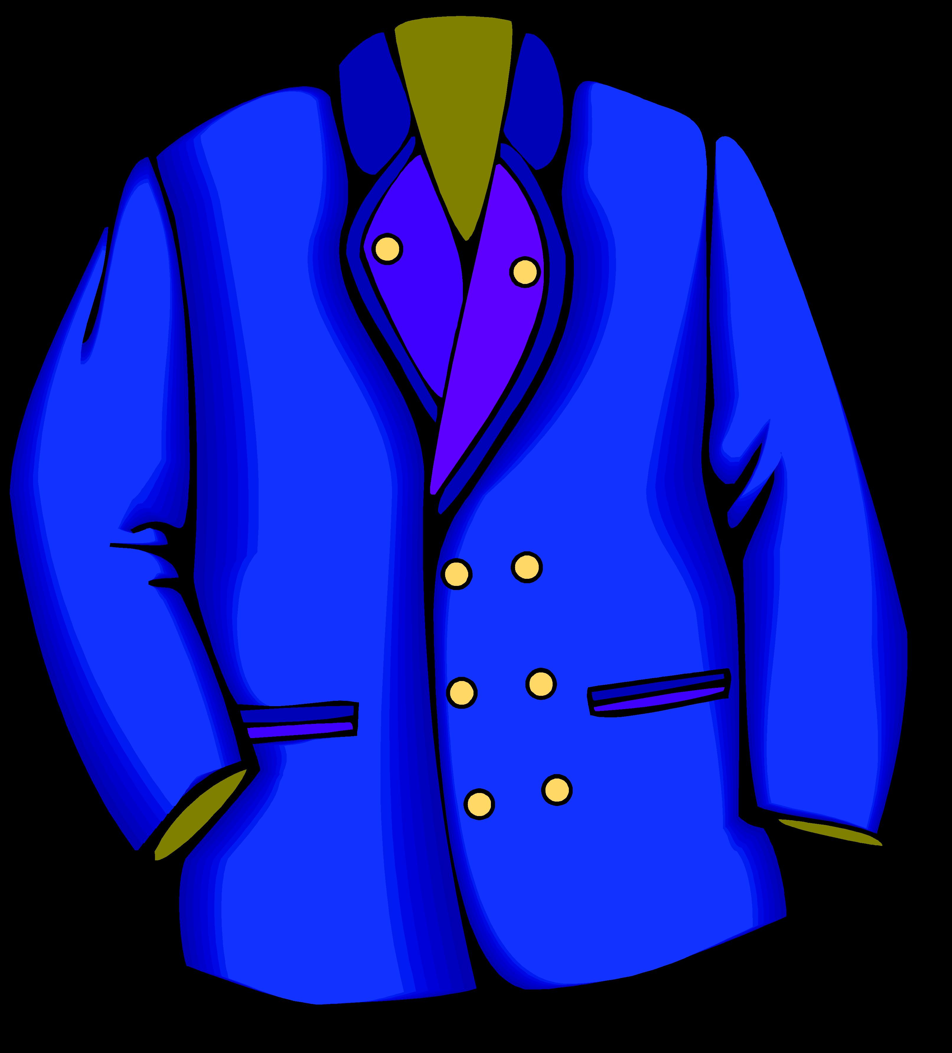Suit clipart black blazer. Coat jacket clip art