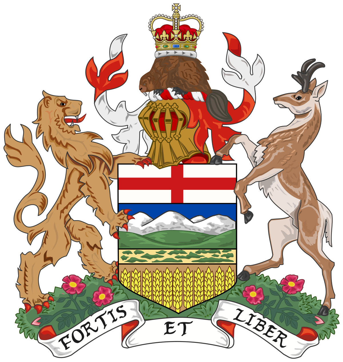 History of alberta wikipedia. Leader clipart authoritarian