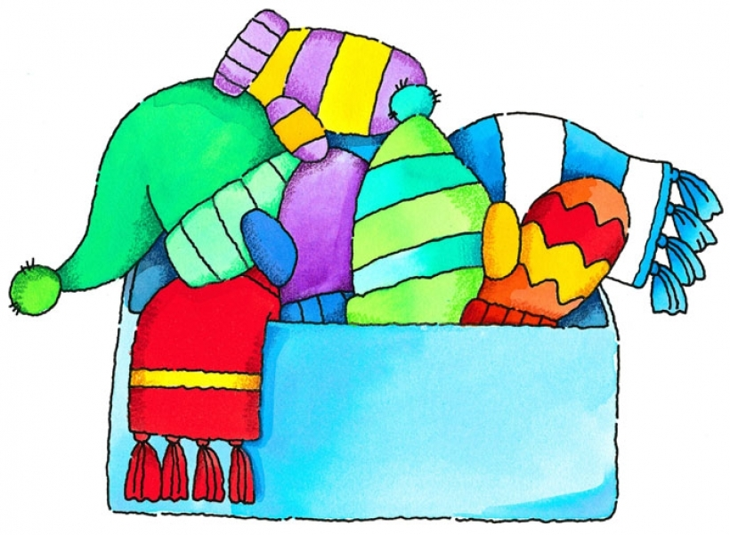 Gloves clipart outfit. Coat drive free download