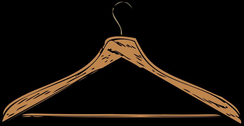 My hanger almost iowa. Closet clipart clothes market