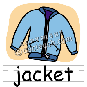 Clip free download best. Jacket clipart word
