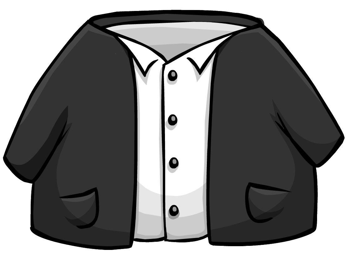 collection of jacket. Costume clipart suit