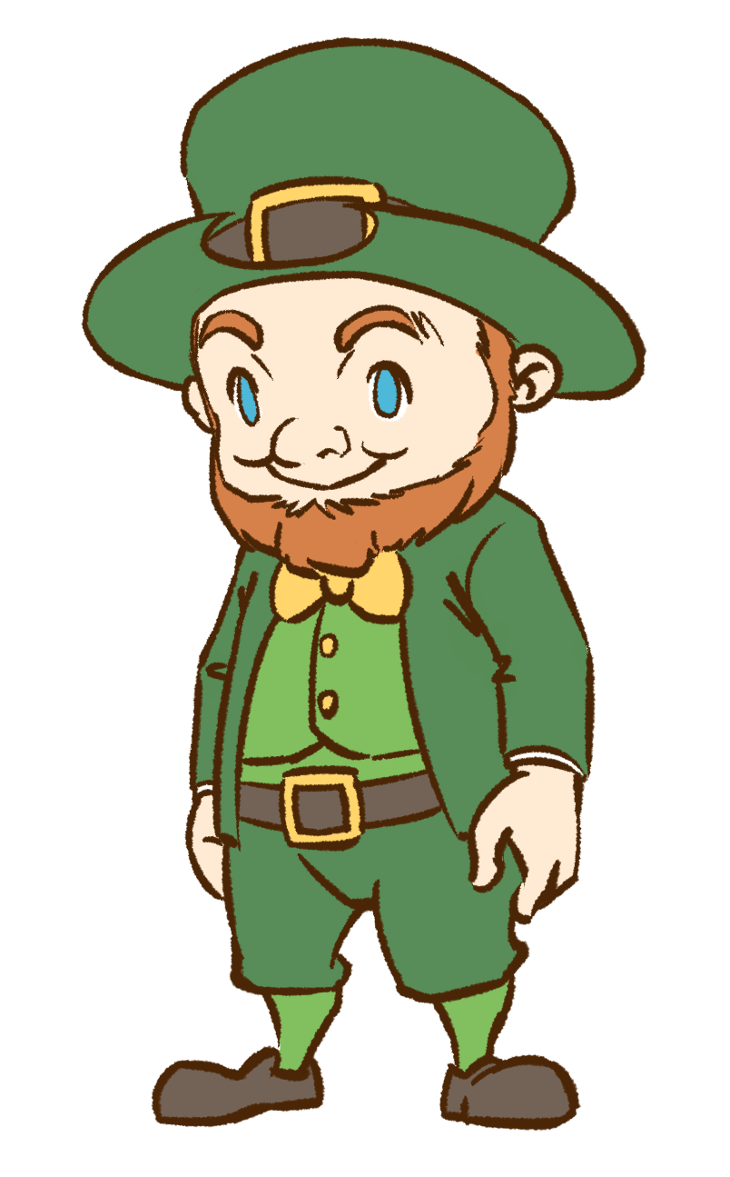 Flute clipart animated.  collection of leprechaun