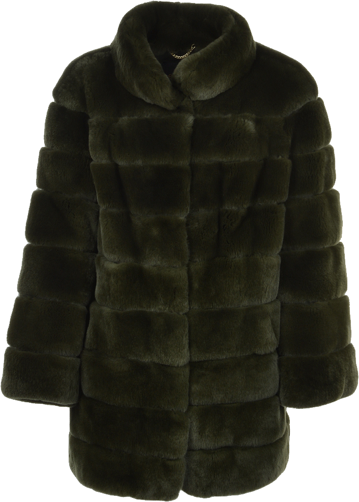 Jacket clipart mink coat. Fur png image with