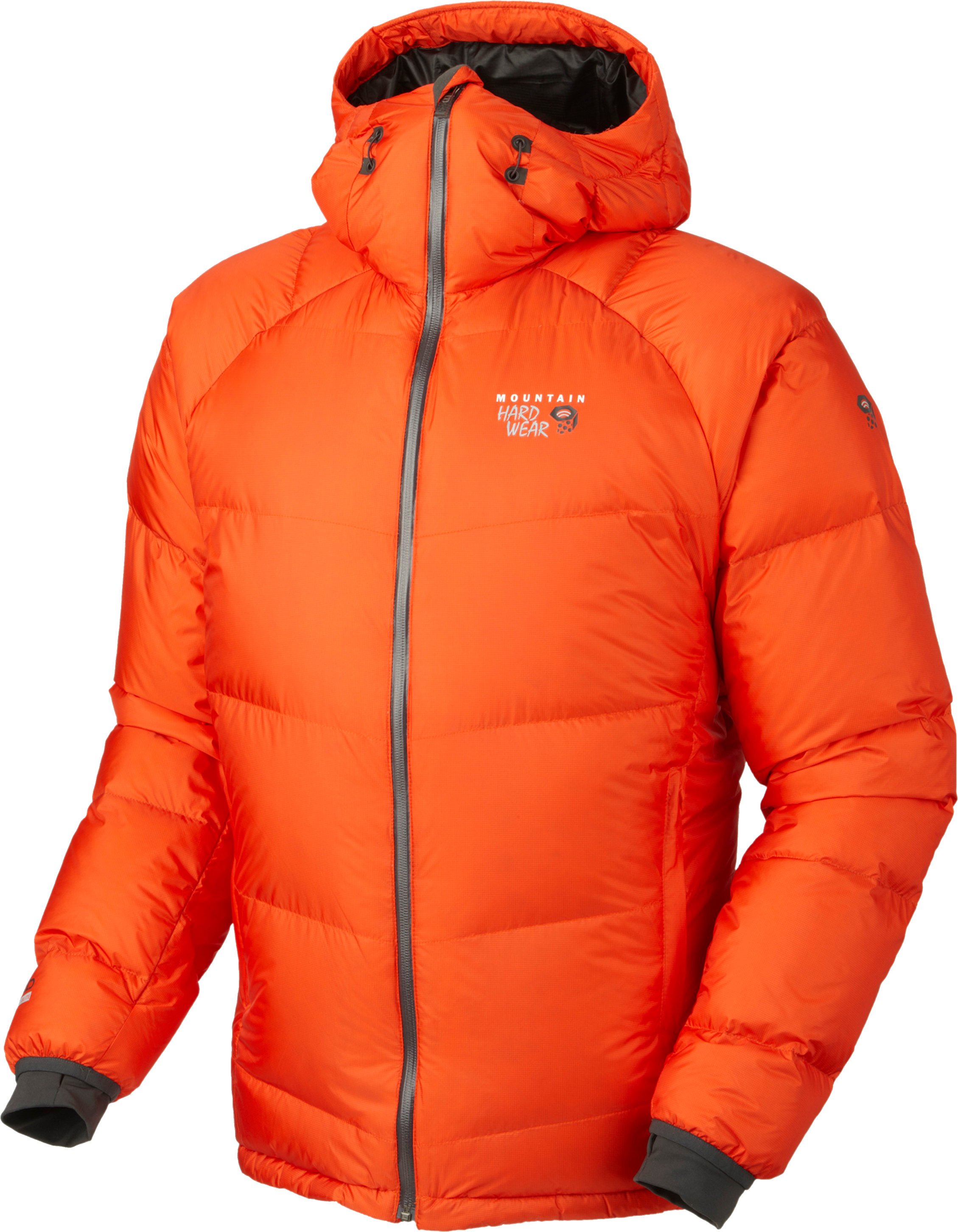 Coat orange jacket