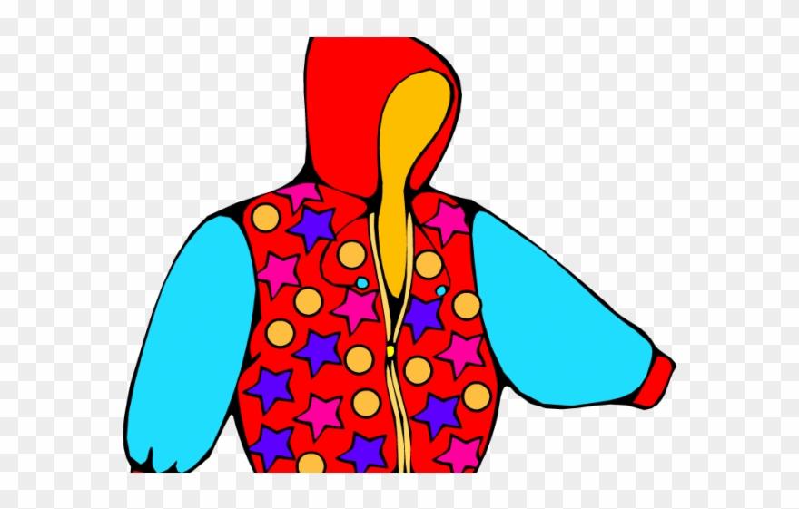 Winter clipart outerwear. Coat clip art of