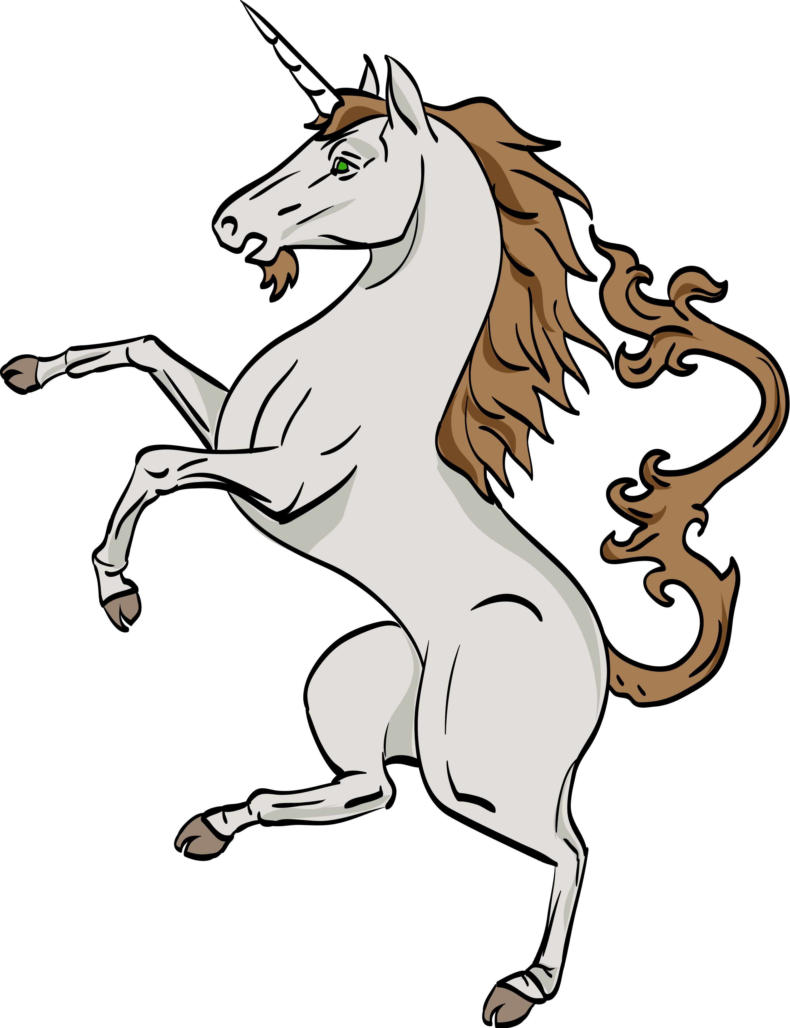 Myblazon com learn about. Clipart unicorn mythology