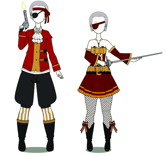 We are a pirates. Costume clipart pirate costume