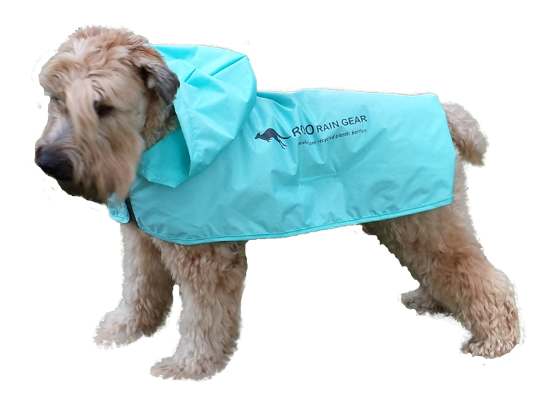 Coat clipart rain poncho. For dogs roo gear