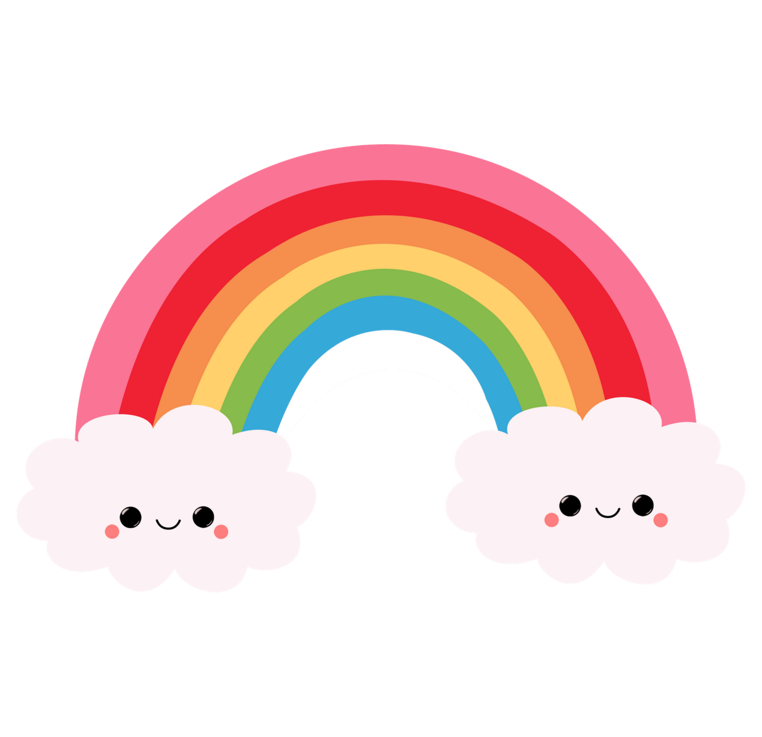Coat clipart rainbow.  collection of tumblr