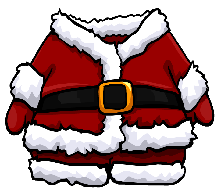 collection of jacket. Clipart santa clothes