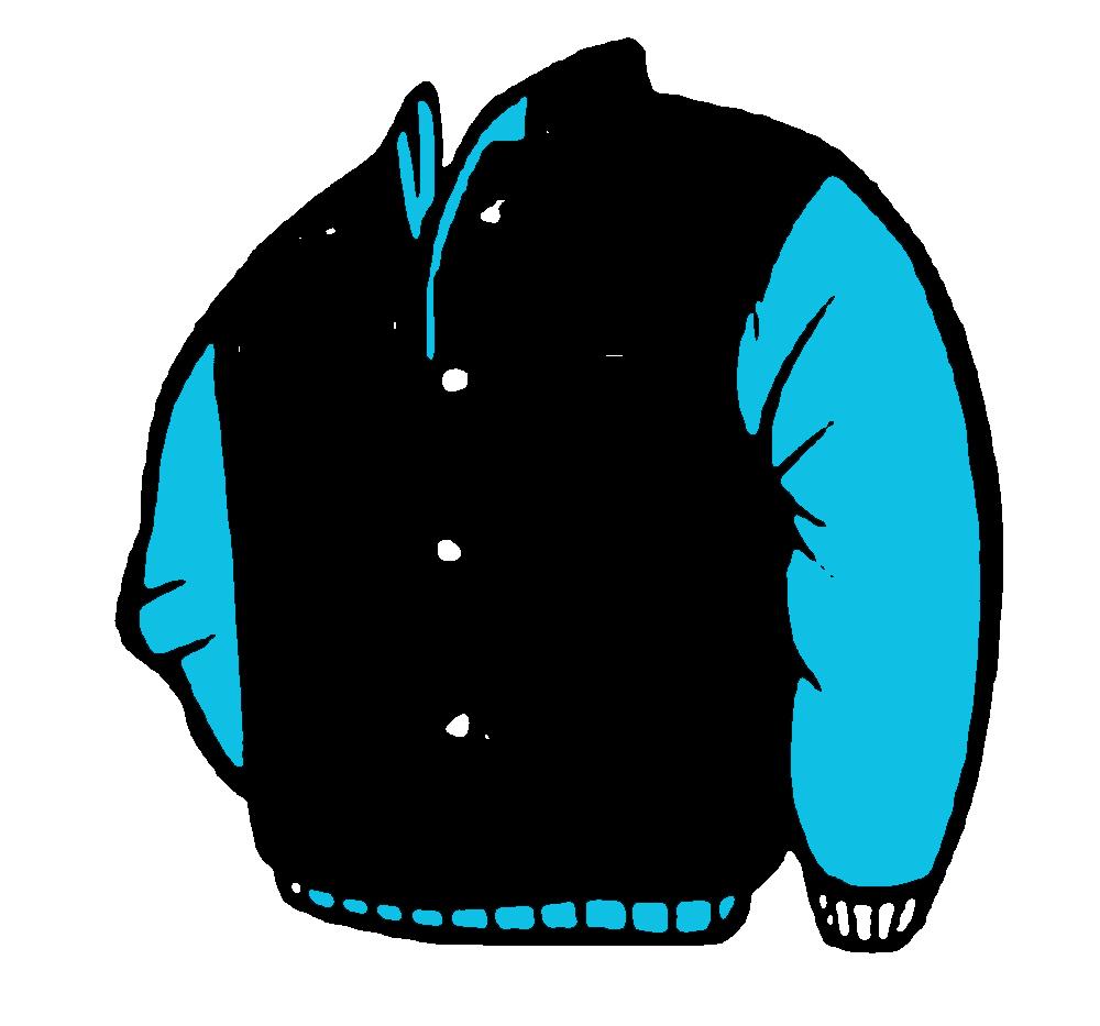 Free pictures of coats. Clipart coat school