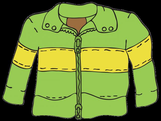 jacket huge freebie. Zipper clipart coat zipper