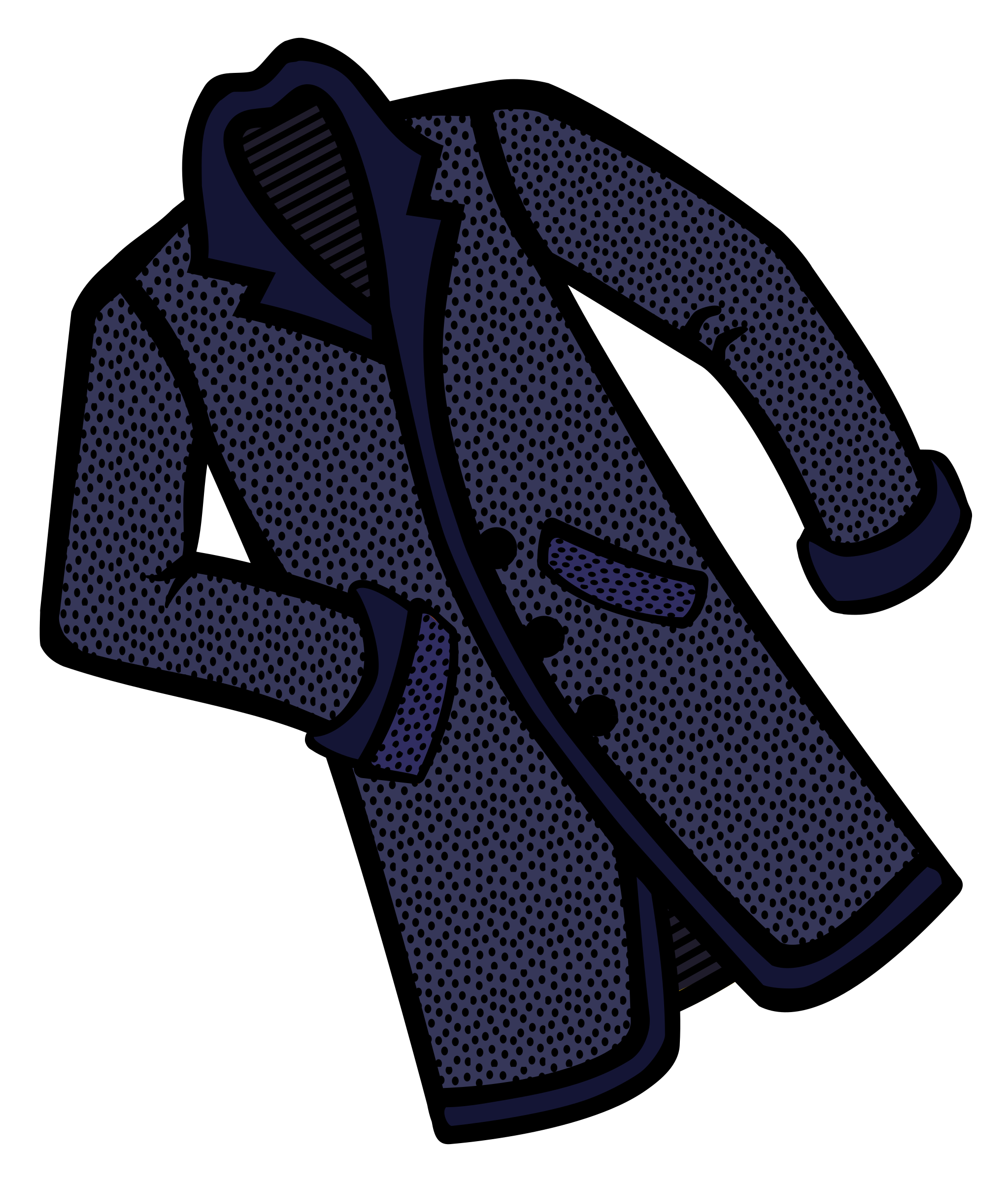 Coloured big image png. Gloves clipart coat