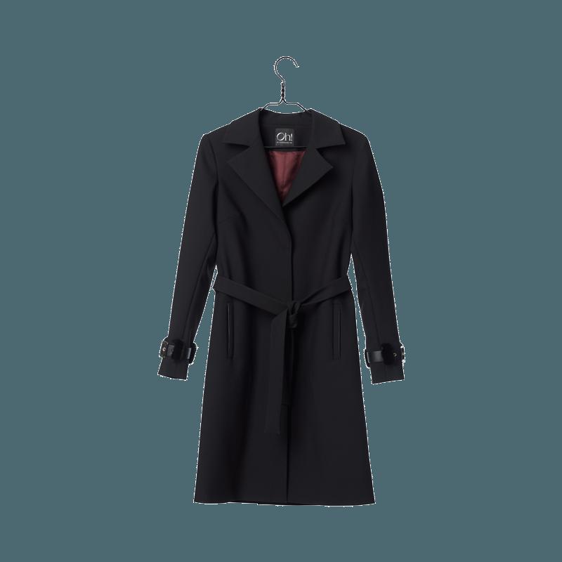Jacket clipart trench coat. Oh by kopenhagen fur