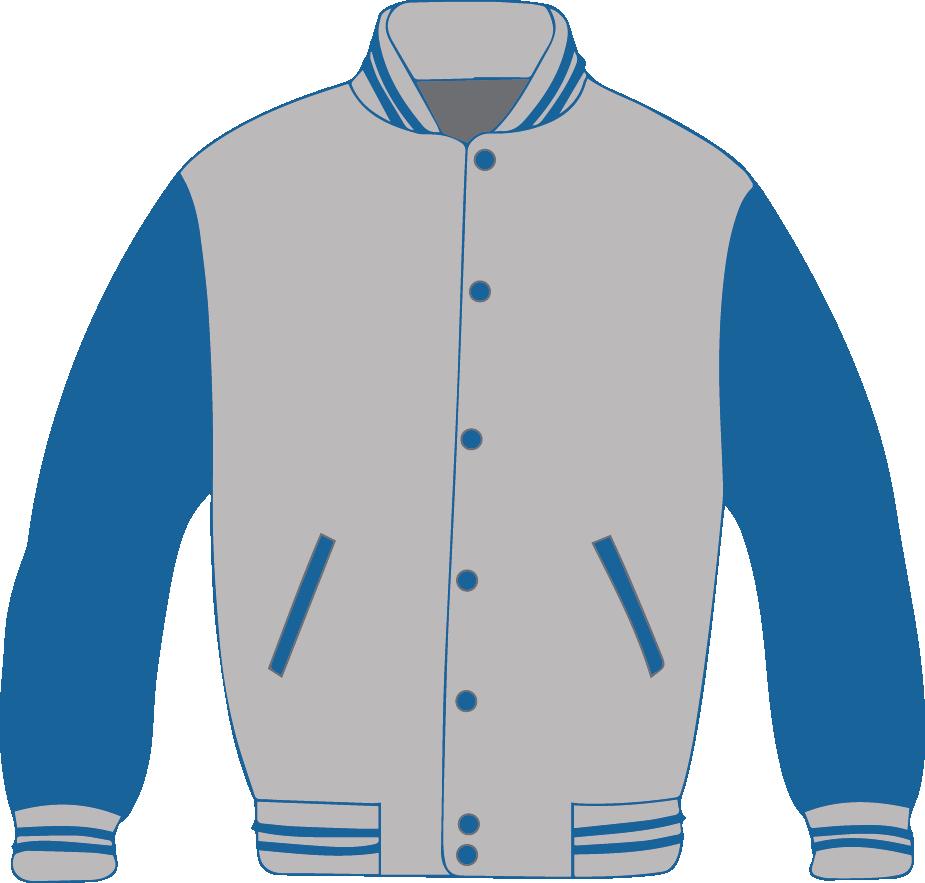 coat clipart letterman jacket