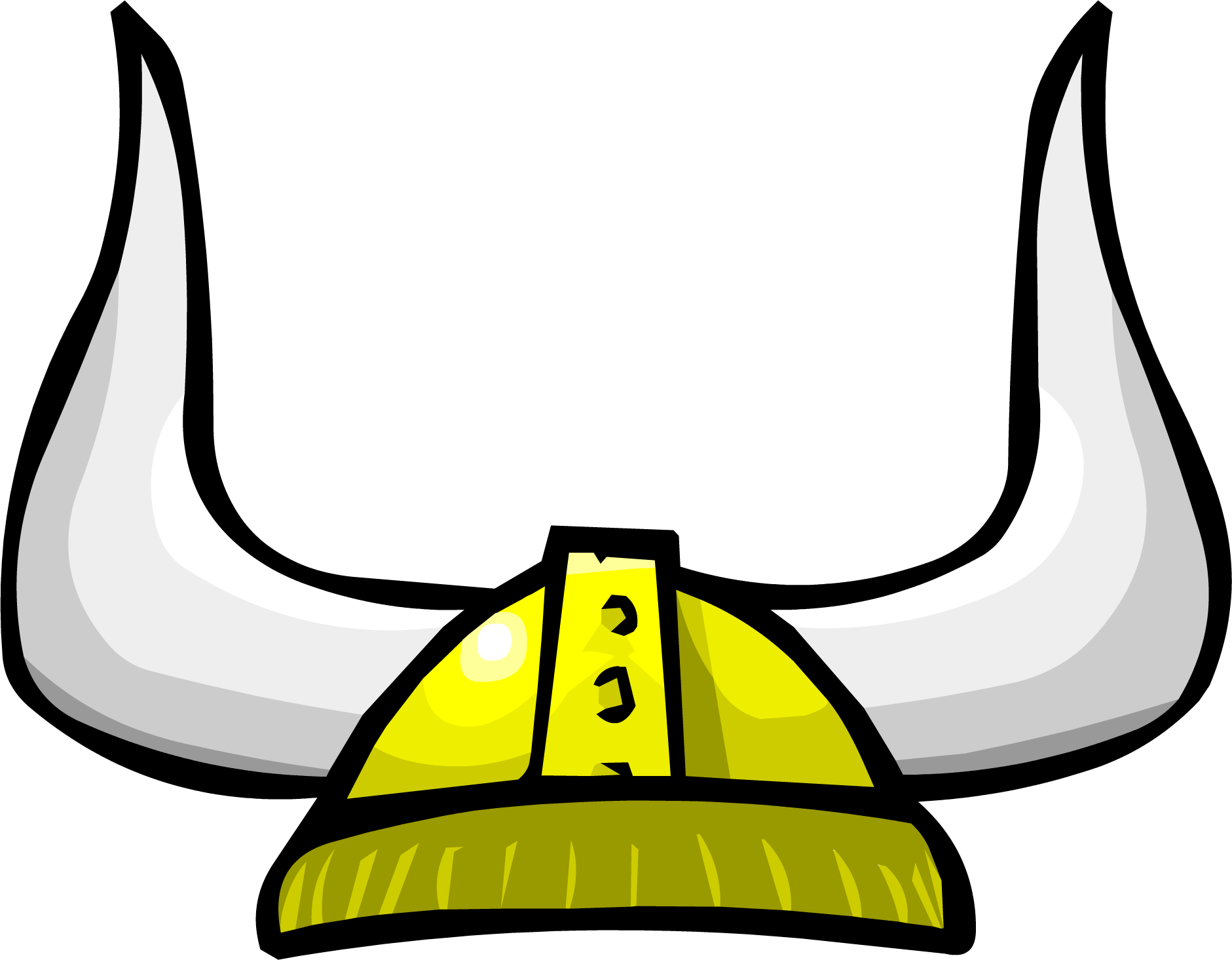 collection of vikings. Horn clipart blue devil