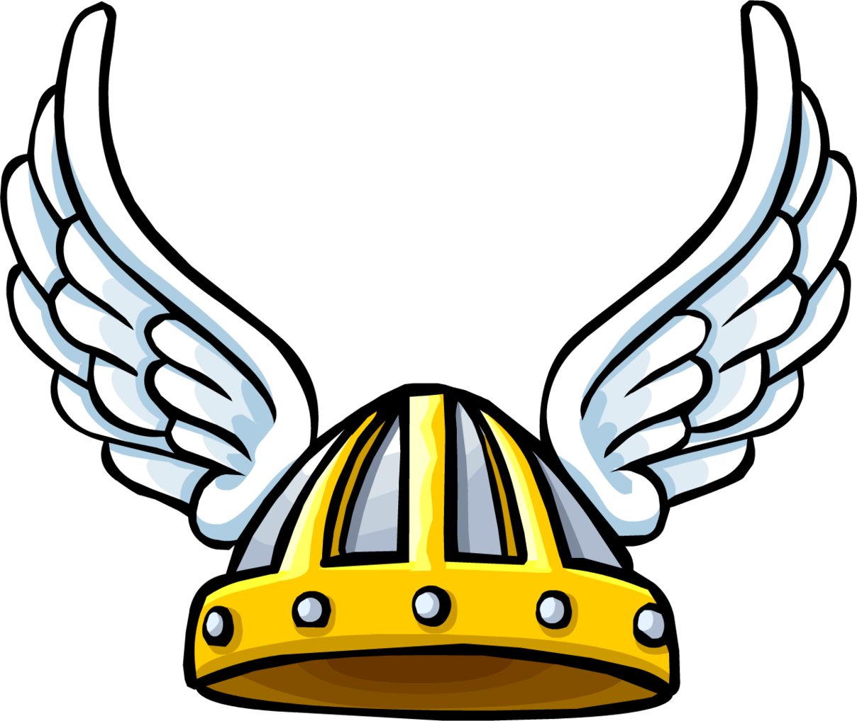 Wing clipart hermes.  collection of viking