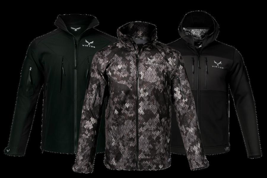 Coat waterproof jacket