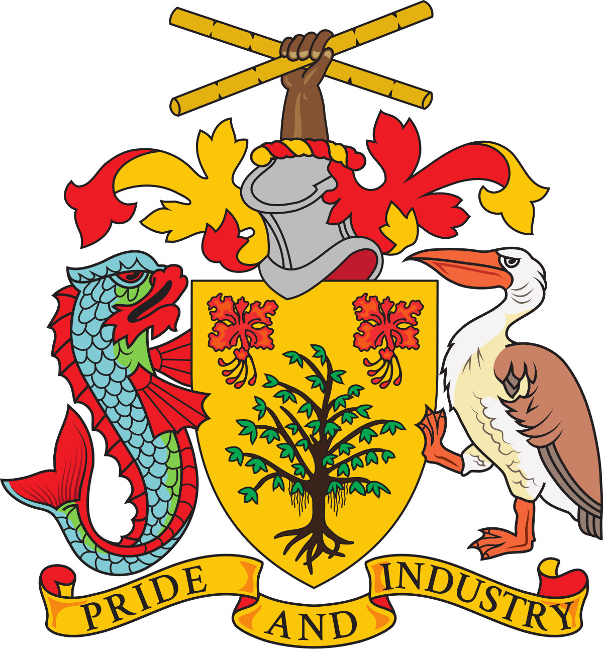 Monarchy of barbados wikipedia. Intolerable acts clipart early settler